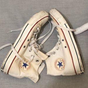 Converse sneakers fair condition